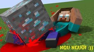 Những Pha Ngu Người - Xem Là Cười Trong Minecraft