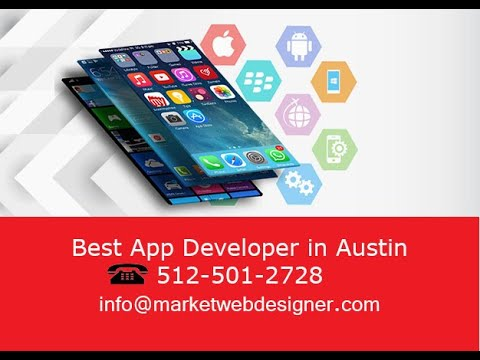 App Developer Austin | Android App Development Company | (512-501-2728)