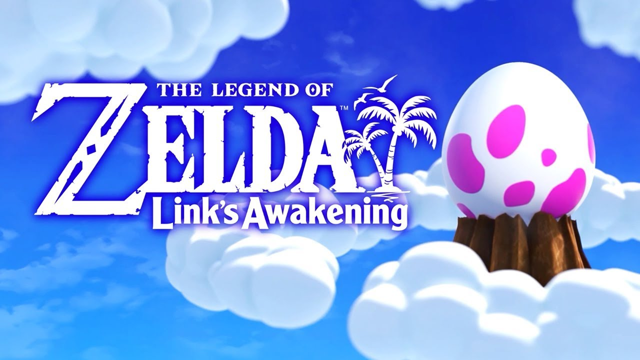 The Legend of Zelda: Link's Awakening (2019)