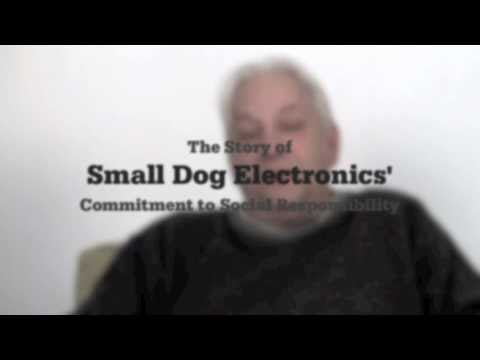 Small Dog Electronics' Commitment to Social Responsibility