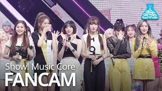 [예능연구소 직캠] No.1 encore ver. / GFRIEND - Fever, 여자친구 - 열대야 @Show! Music Core 20190713