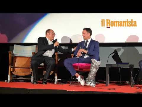VIDEO - Carlo Verdone e Gabriel Batistuta parlano dello Scudetto del 2001