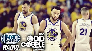 Rob Parker - Warriors Loss Proved Steph Curry Can't Carry a Team