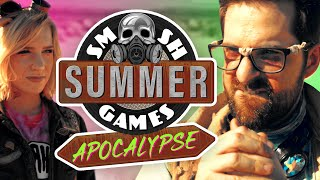 WHO WILL SURVIVE THE APOCALYPSE? (Smosh Summer Games Trailer)