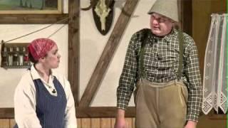 Die Jungfern vom Bründlhof - 2. Akt