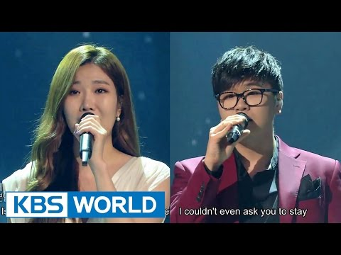 Lee HaeRi & Shin YongJae - Don't Leave | 이해리 & 신용재 - 떠나지 마 [Immortal Songs 2]