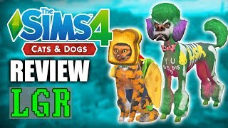 LGR - The Sims 4 Cats & Dogs Review