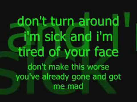 Get Over It - Avril Lavigne [Lyrics On Screen]