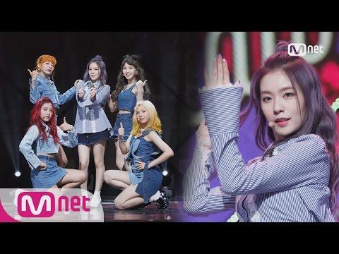 [Red Velvet - Lucky Girl] Comeback Stage | M COUNTDOWN 160908 EP.492