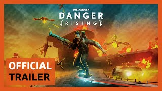 Danger Rising Trailer preview image