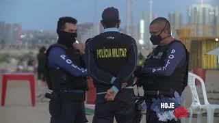 Casos de afogamentos na Praia de Iracema tem assustados os banhistas   Jornal da Cidade