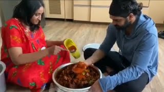 Lockdown Diaries: Tollywood hero Naga Shaurya prepares Man..