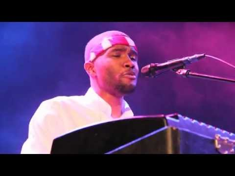 Frank Ocean - I Miss You [(Live )At The Bowery Ballroom In New York City!] HD