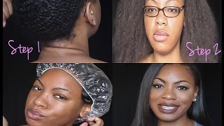 Taking Out My Weave (Start to Finish)