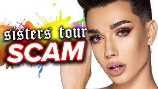 James Charles $500 Tour Scam