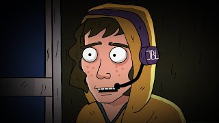 3 Incredibly Scary Horror Stories Animated