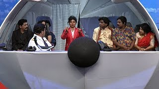 #Thakarppan Comedy I Honeymoon & a flight romance I Mazhavil Manorama