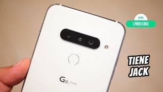 LG G8s ThinQ   Unboxing en español