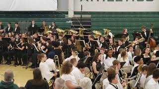 """Nordonia All District Band Concert 2019 """"The Lion King Medley"""""""