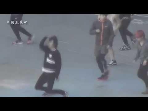 [Fancam]141018 SMTOWN 上海 TVXQ Yunho Rehearsal