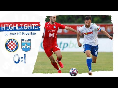 Hajduk - Osijek 0:1