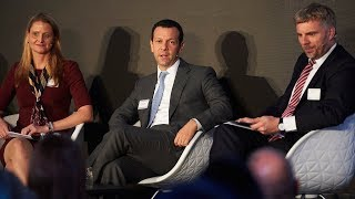 BVCA Summit 2018   New order? Even more alternative strategies – Michael Collins, Laura Coquis...