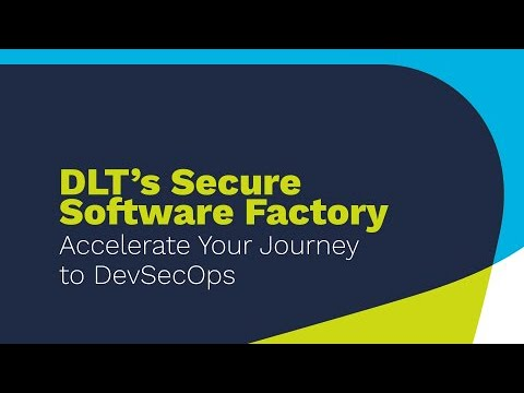 The Secure Software Factory helps the public sector accelerate their journey to DevSecOps by providing a framework that U.S. federal agencies and state, local and education organizations can use today to consistently deploy high quality, scalable, resilient and secure software throughout an application's lifecycle. To learn more, please visit https://www.dlt.com/ssf