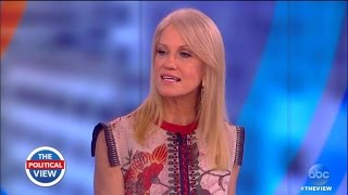 Joy Behar Calls Donald Trump's Campaign Manager Delusional