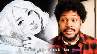 I HAD A ONE NIGHT STAND.. (in the game guys, gosh) | I woke up next to you