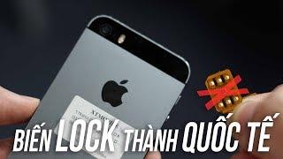 """ICCID """"THẦN THÁNH"""" cho iPhone Lock: """"KHÔNG CẦN"""" sim ghép vẫn có sóng"""
