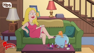 American Dad: Klaus's Buzzfeed Article   TBS