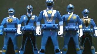 Power Rangers Blue Ranger Key Toys 파워레인저 레인저키 장난감
