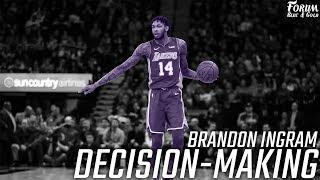 Brandon Ingram - Decision Making