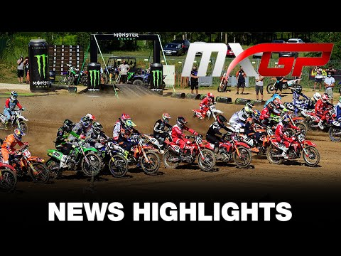 NEWS Highlights MXGP of Latvia 2020