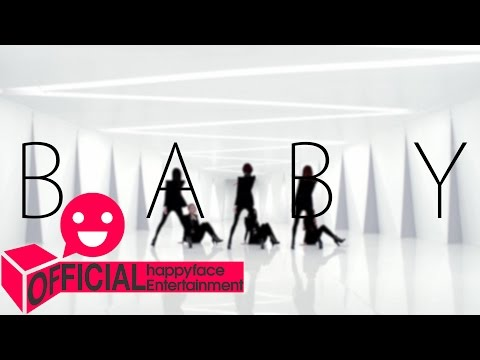 [MV] 달샤벳(Dalshabet) _ B.B.B (Big Baby Baby)