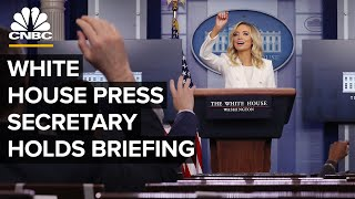 White House press secretary Kayleigh McEnany holds briefing - 5/8/2020