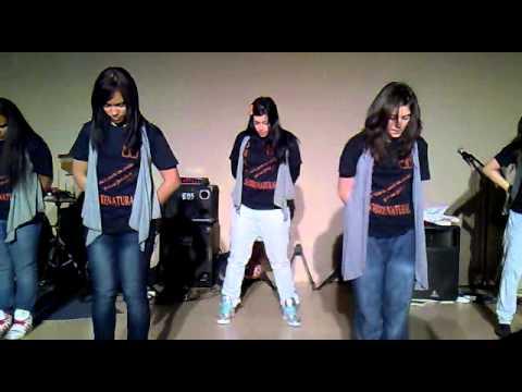 Coreografia cristiana Yadah PUEDO IMAGINARME TRIPLE SEVEN