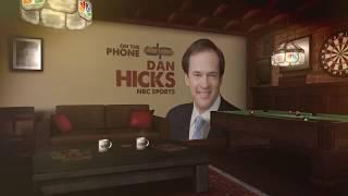 NBC Sports' Dan Hicks Talks Tiger Woods' Momentous Win w/Dan Patrick   Full Interview   9/24/18