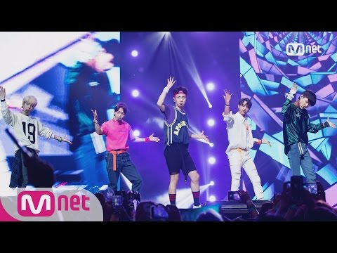 [KCON LA] SHINee-INTRO (SHINee, in the house)+View 160809 EP.487ㅣ KCON 2016 LA×M COUNTDOWN