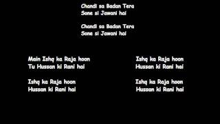 Ishq ka Raja (Lyrics).mp4