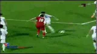 أهداف مباراة أوزبكستان 1-1 الأردن تصفيات كأس العالم آسيا (2013/9/10) Uzbekistan 1-1 Jordan