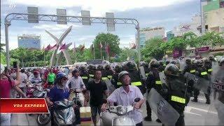 Truyền hình VOA 8/8/18: Người biểu tình chống Luật Đặc Khu bị dọa nhốt chung với phạm nhân HIV