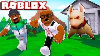 DON'T GET CAUGHT!! - Roblox Pet Shop Escape