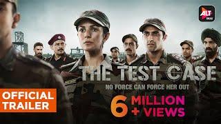 The Test Case | ALT Balaji | Nimrat Kaur | New Trailer  | Web Series Streaming 26th Jan