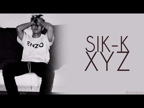 Sik-K (식케이) - XYZ [Lyrics Han|Rom|Eng]