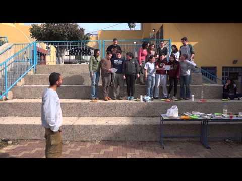 UMass in Maghar - Goodbye Song to Omri