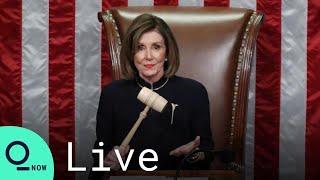 LIVE: House Democrats Seek Resolution Urging Pence to Invoke 25th Amendment to Remove Trump