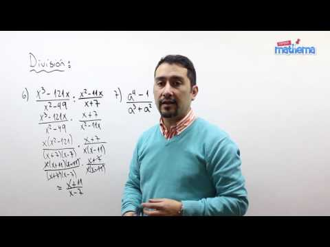 Fracciones algebraicas 14