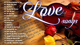 Most Old Beautiful love songs 80's 90's   Best Romantic Love Songs Of 80's and 90's