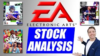 Electronic Arts Stock Analysis - EA Stock Undervalued or Not?